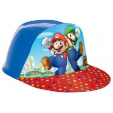 Super Mario Vac Form Hat Head Accessorie