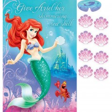 The Little Mermaid Party Games