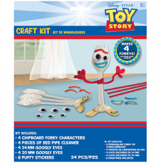 Toy Story 4 Craft Kit Party Games