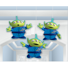 Toy Story 4 Honeycomb Hanging Decorations