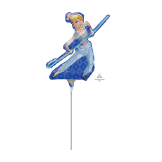 Toy Story 4 Mini Bo Peep Shaped Balloon
