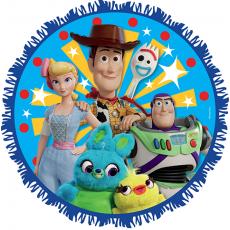Round Toy Story 4 Pinatas