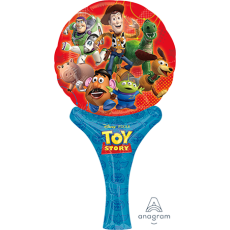 Toy Story CI: Inflate-a-Fun Shaped Balloon