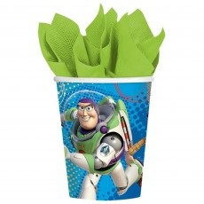Toy Story Power Up Paper Cups