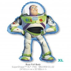 Toy Story SuperShape XL Buzz LightYear Shaped Balloon