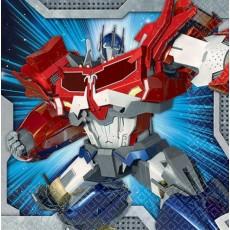 Transformers Beverage Napkins 25cm x 25cm Pack of 16