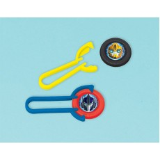 Transformers Disc Shooters Favours Pack of 12