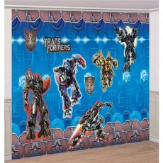 Transformers Giant Decorating Kits Pack of 6