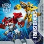 Transformers Lunch Napkins 33cm x 33cm Pack of 16