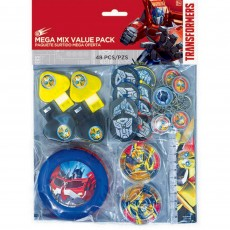 Transformers Mega Mix Value Pack Favours