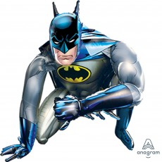 Batman Airwalker Foil Balloons 110cm