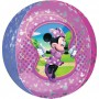 Orbz XL Minnie Mouse Shaped Balloon 38cm x 40cm