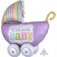 Baby Shower - General Foil Balloons 81cm x 76cm