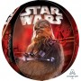 Star Wars Party Decorations - Orbz XL Shaped Balloon The Force Awakens