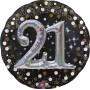 21st Birthday Foil Balloons 81cm