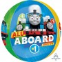 Orbz XL Thomas & Friends All Aboard Shaped Balloon 38cm x 40cm