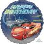 Disney Cars Foil Balloons 45cm Happy Birthday