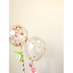 Clear Latex Balloons