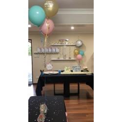 Boho Girl balloons