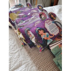 Aladdin favour bags
