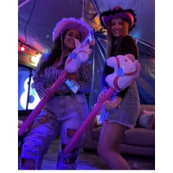 Pink Cowboy Western Hats