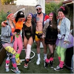 80's Halloween Party