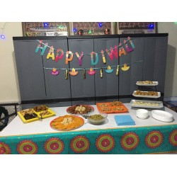 Diwali Tableware and Decorations