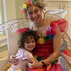 Mytical Fairy Wings Costume