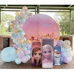 Hi-Shine Sprayed Balloons