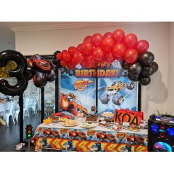 Blaze & The Monster Machines Party Decorations