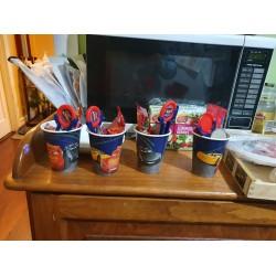 Disney Cars 3 Paper Cups