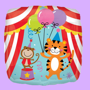 Big Top Party Supplies