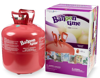 Helium Balloon Inflation Services: Find the Best Helium Tank Hire