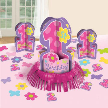 girl one derful party supplies