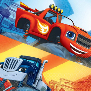 Boy Blaze & The Monster Machines Party Supplies