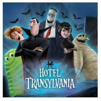 Hotel Transylvania Party Supplies