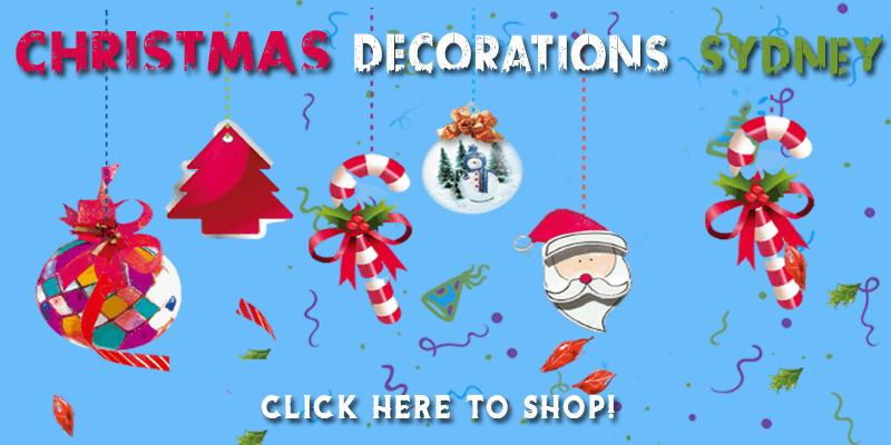 Christmas Decorations Sydney