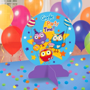 Giggle & Hoot Party Supplies
