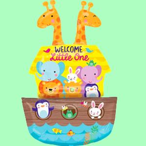 Noah's Ark Party Supplies