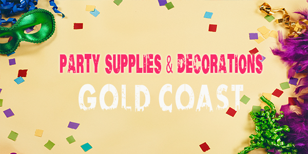Party Supplies in Gold Coast