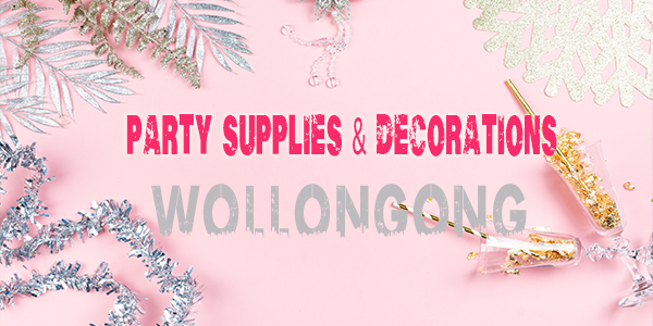 Party Supplies in Wollongong