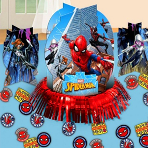 Spider Man Party Supplies