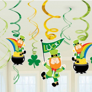 St Patricks Decorations