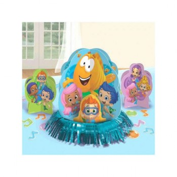 Decorating kits room table wall express party supplies - Bubble guppies bedroom decor ...