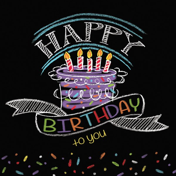 Chalkboard Birthday Party Supplies And Decorations Australia