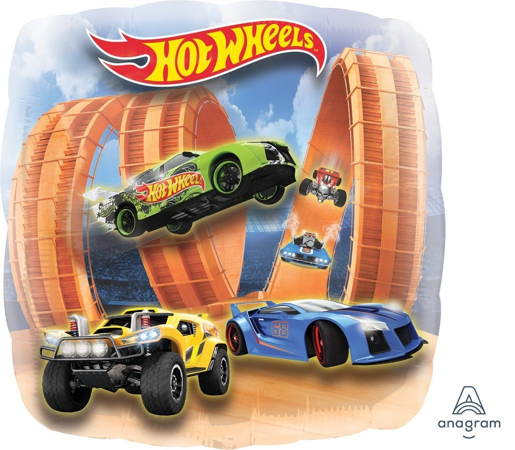 Hot Wheels Party Decorations Australia